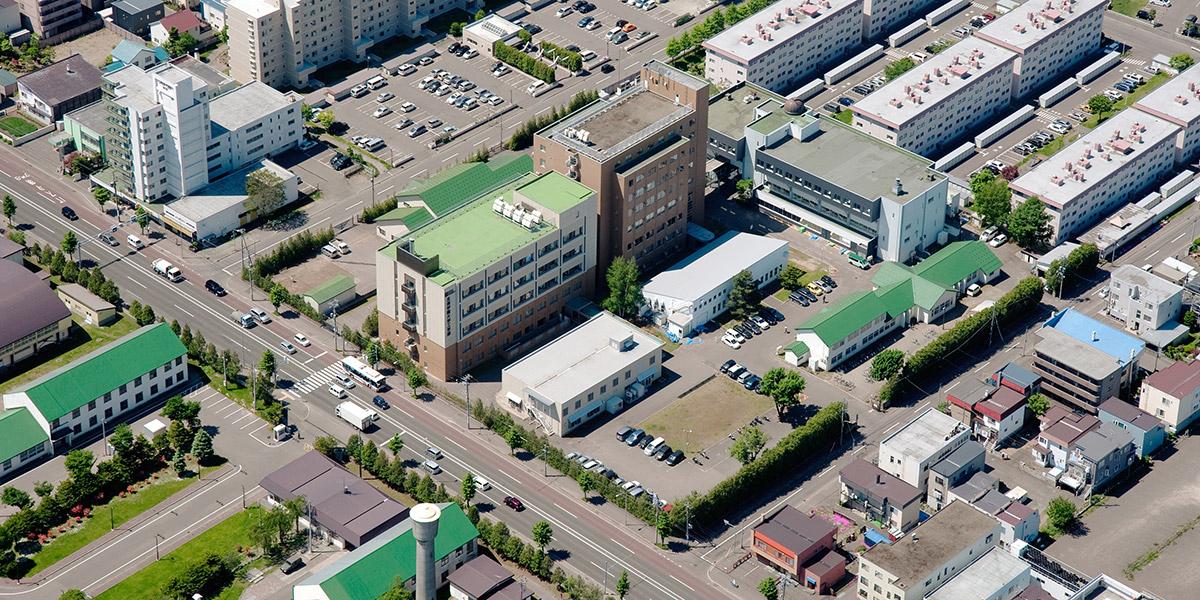 学園 大学 北海